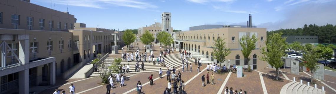 東京農業大学(北海道オホーツクキャンパス)